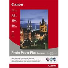 Canon SG 201 A3 Paper Plus Semi Gloss A3/20 ks, 260g